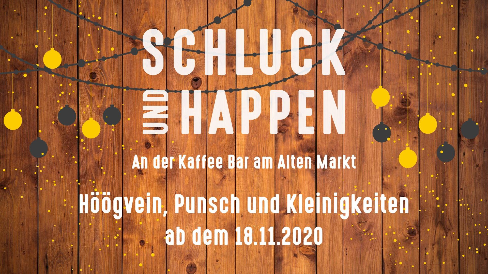 Schluck und Happen Höögvein-Bar